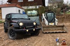 Erdarbeiten_Tag4_Jeep Fun