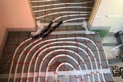 Fußbodenheizung, Installation Teil 1, 26.06.2019