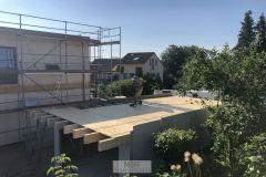Garage_Aufbau Tag 2_02.07.19