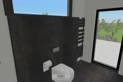 Badezimmer (OG)