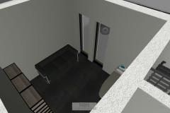 Luftbild vom Gäste-ZIMMER