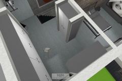 Luftbild Ankleidezimmer