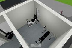 Luftbild Gym