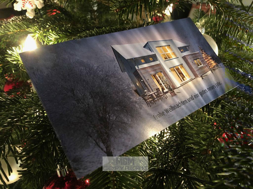weihnachtspost von fingerhut haus h a u s i m d o r f. Black Bedroom Furniture Sets. Home Design Ideas