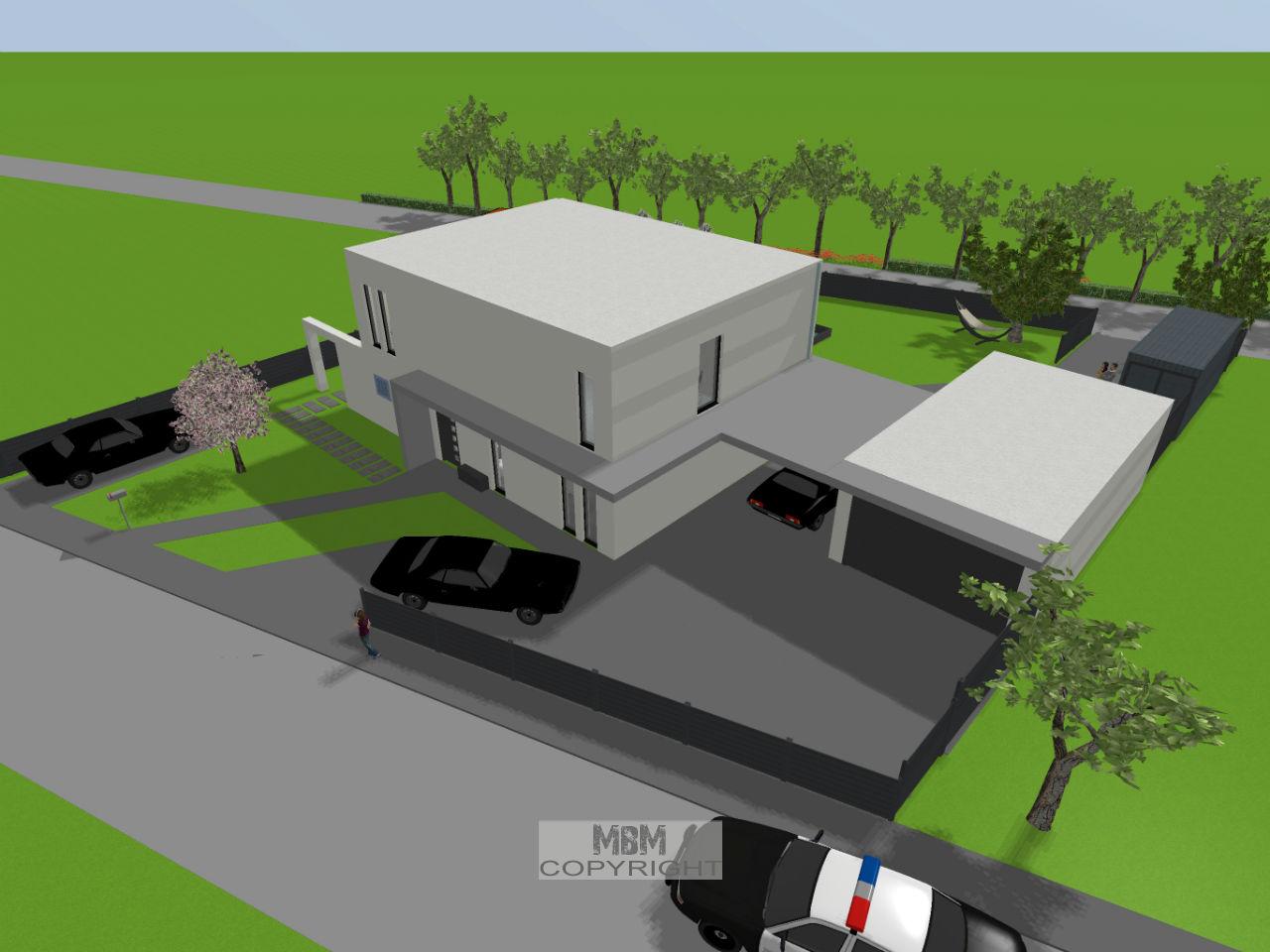 Home Design 3D – Geänderte Zufahrt – H A U S I M D O R F